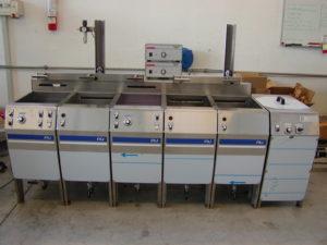 Machine Ultra 600S 6 cuves 50L